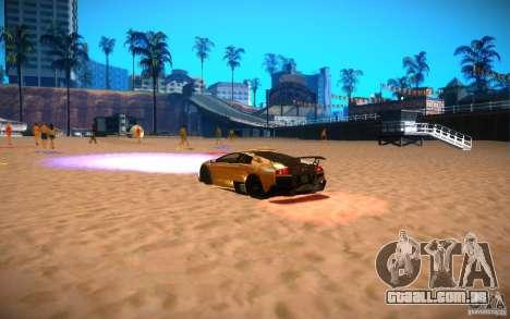 ENBSeries by Inno3D para GTA San Andreas sexta tela