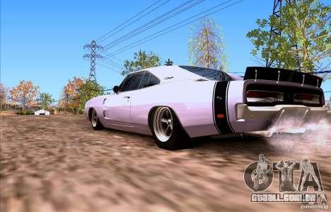 HQ Realistic World para GTA San Andreas segunda tela