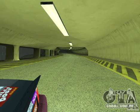 Novas estradas em San Fierro para GTA San Andreas oitavo tela