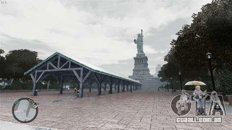 Personal ENB para GTA 4 segundo screenshot