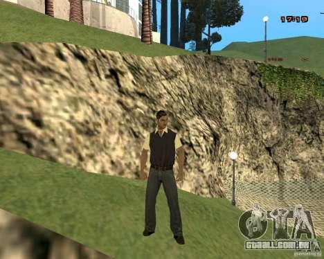 Novas animações para GTA San Andreas