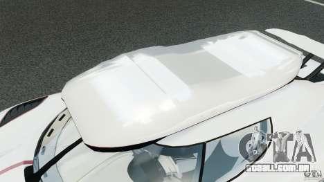 Koenigsegg Agera R v2.0 [EPM] para GTA 4 rodas