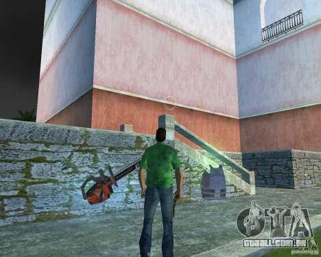 Serra elétrica para GTA Vice City terceira tela