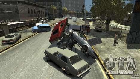 Heavy Car para GTA 4 terceira tela