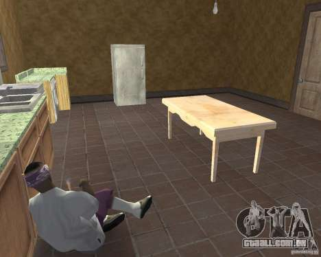 Revitalização de drogas den v 1.0 para GTA San Andreas quinto tela