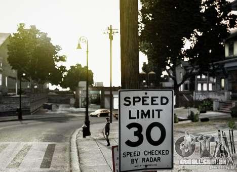New ENB para GTA 4 sétima tela