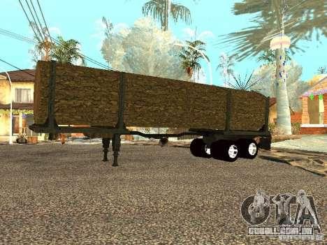 Árvore derrubada para GTA San Andreas