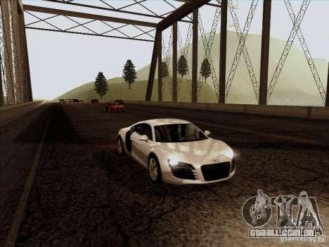 ENBSeries para GTA San Andreas sétima tela