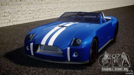 Ford Shelby Cobra Concept para GTA 4
