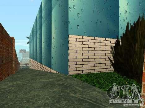 Obnovlënyj Hospital de Los Santos v. 2.0 para GTA San Andreas sétima tela
