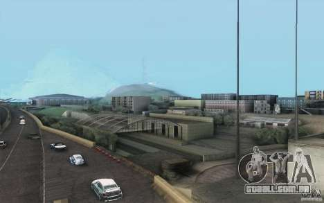 iCEnhancer V3 para GTA San Andreas segunda tela