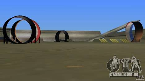 Stunt Dock V2.0 para GTA Vice City