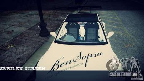 Nissan 380sx BenSpora para GTA 4 vista direita