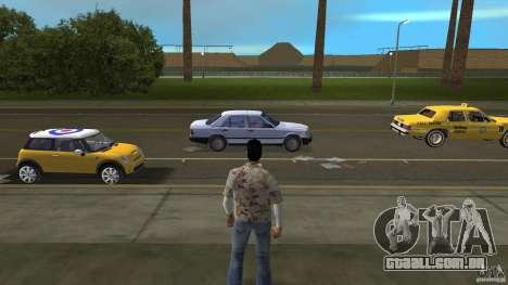 Hemd mit Longsleeve para GTA Vice City segunda tela