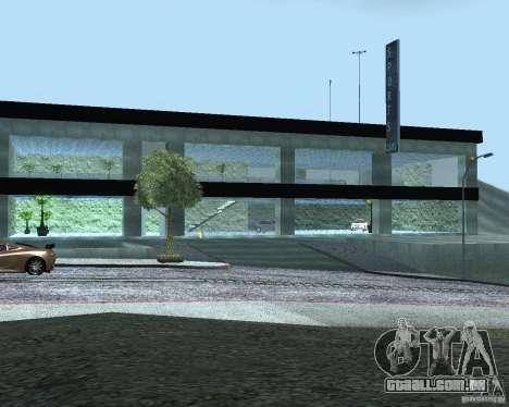 HD Motor Show para GTA San Andreas segunda tela