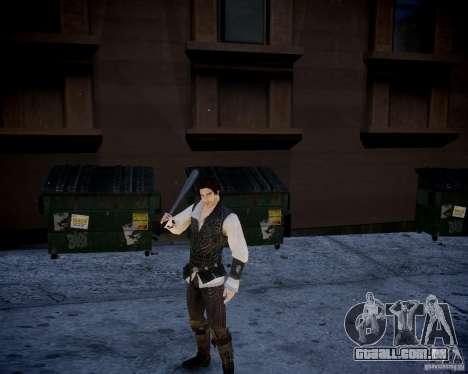 Assasins Creed 2 Young Ezio para GTA 4 oitavo tela