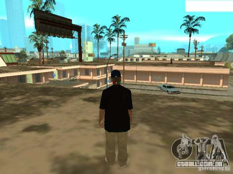 Mexicano Skin para GTA San Andreas terceira tela