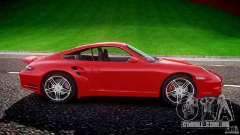 Porsche 911 Turbo V3 (final) para GTA 4 vista de volta