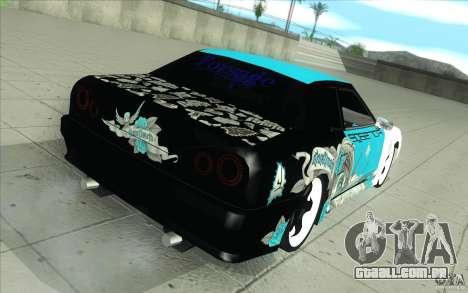 Forsage para o motor de GTA San Andreas