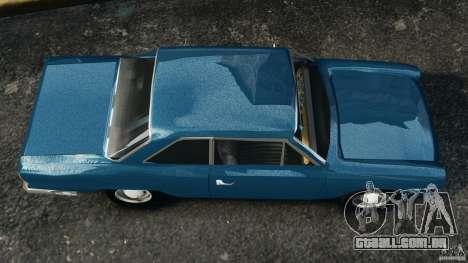 Renault Torino 380 W para GTA 4 vista direita