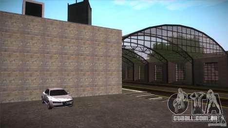San Fierro Upgrade para GTA San Andreas por diante tela