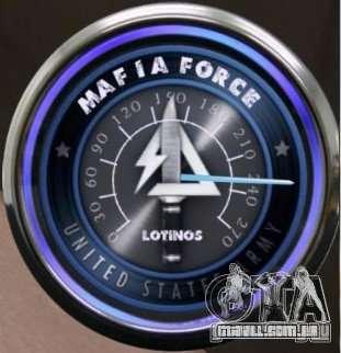Velocímetro-2 para GTA San Andreas