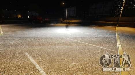 Cegando o coquetel Molotov para GTA 4 segundo screenshot