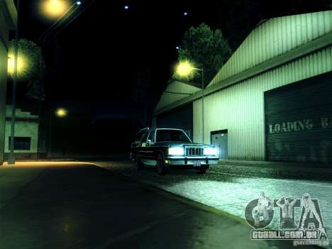 ENBSeries by muSHa para GTA San Andreas quinto tela