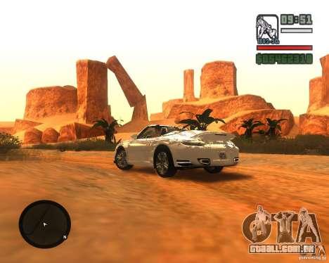 Real palms v2.0 para GTA San Andreas terceira tela