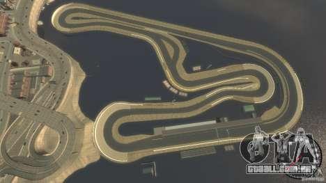Pista de corrida para GTA 4