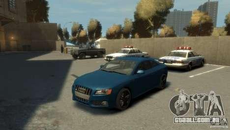 Audi S5 para GTA 4