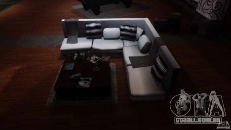 Playboy X New House Textures para GTA 4 quinto tela
