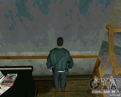 New Medic para GTA San Andreas por diante tela
