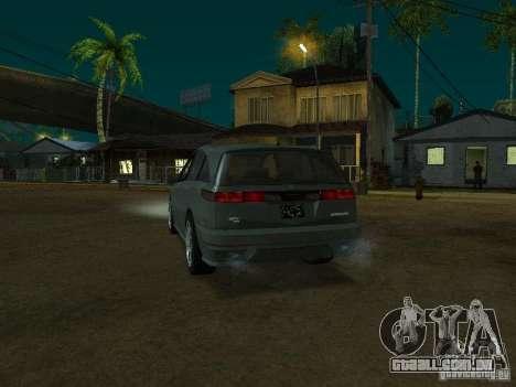 Perene de GTA 4 para GTA San Andreas esquerda vista