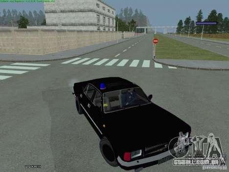 FEDERAL de Volga para GTA San Andreas