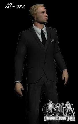La Cosa Nostra para GTA San Andreas segunda tela