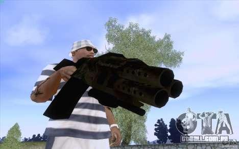 Braços de F.E.A.R. para GTA San Andreas quinto tela