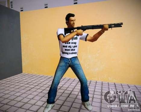 Pak de GTA 4 o Lost and Damned para GTA Vice City segunda tela