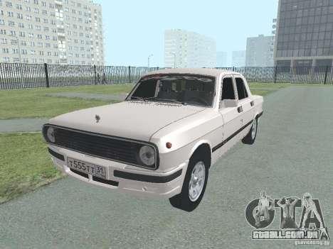 GAZ-24 Volga 105 para GTA San Andreas