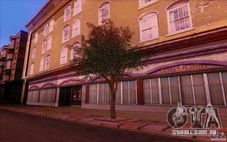 Behind Space Of Realities 2013 para GTA San Andreas sexta tela