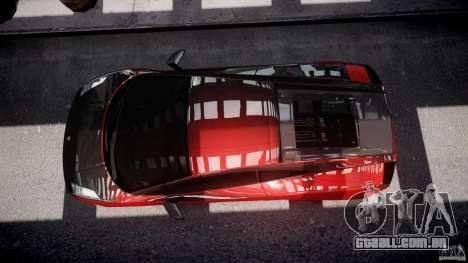 Lamborghini Gallardo Superleggera 2007 (Beta) para GTA 4 vista direita
