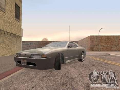 LowEND PCs ENB Config para GTA San Andreas sexta tela