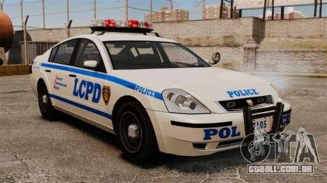 Polícia Pinnacle ESPA para GTA 4