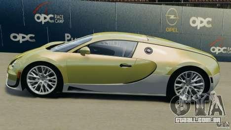Bugatti Veyron 16.4 Super Sport 2011 v1.0 [EPM] para GTA 4 esquerda vista