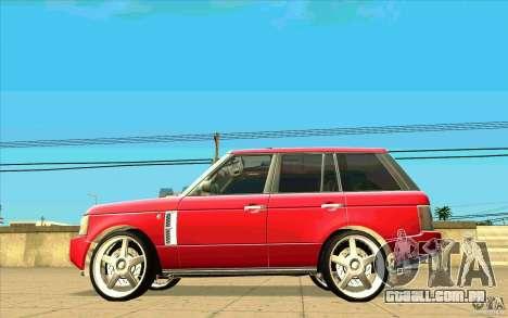 NFS:MW Wheel Pack para GTA San Andreas décima primeira imagem de tela