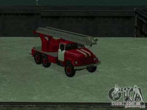 ZIL 131 Al-30 para GTA San Andreas