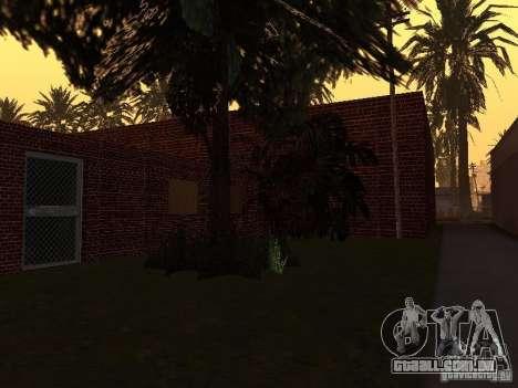 Novo ginásio para GTA San Andreas sexta tela
