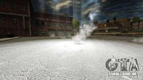 Cegando o coquetel Molotov para GTA 4 terceira tela