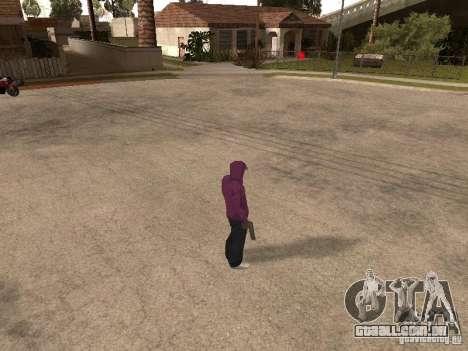 Hood para GTA San Andreas terceira tela