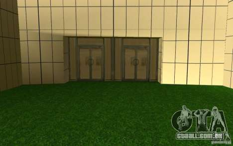 UGP Moscow New General Hospital para GTA San Andreas por diante tela